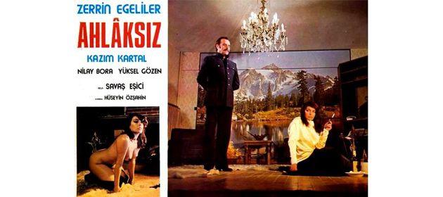 Gizli Seyirci Türk Sinemasında Eşcinsellik